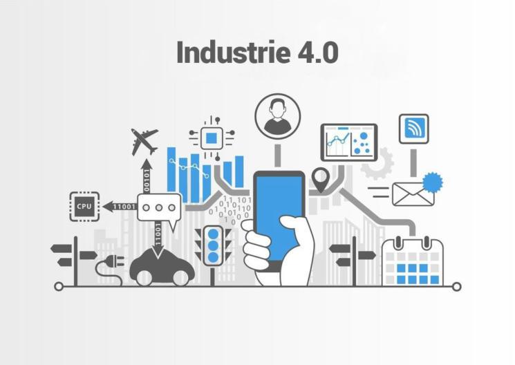 Comment l'IIoT réduit les coûts de production