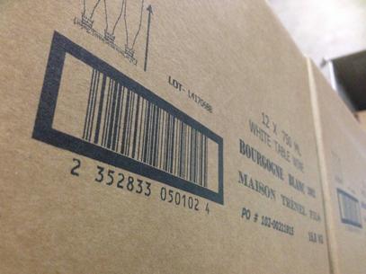 Marquage carton HRP R3