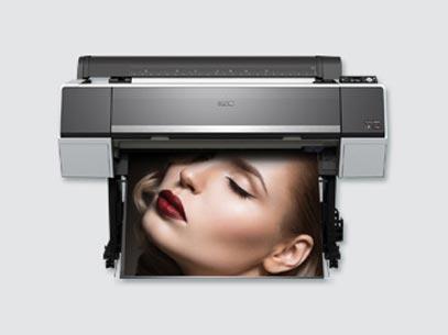 imprimante numerique grand format oki adhesif