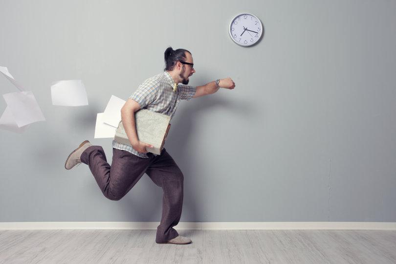 8 astuces pour bien gérer votre temps au bureau
