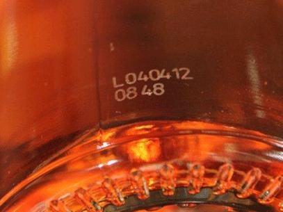 marquage laser verre
