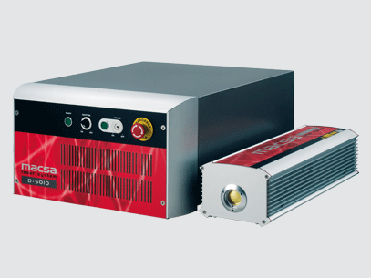 Marquage Laser Macsa D5000 Yag