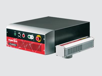 Marquage Laser Macsa F9000 Fibre