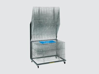 Screen Printing Material Drying Rack