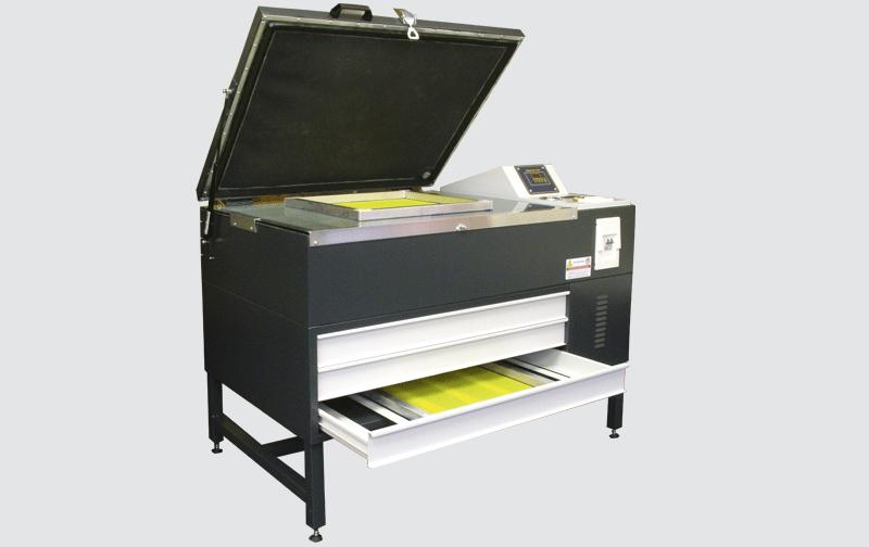 Screen Printing Material Screen Bench Combine