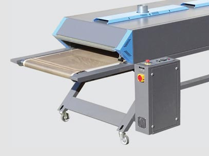Screen Printing Material T Ir Drying Tunnel