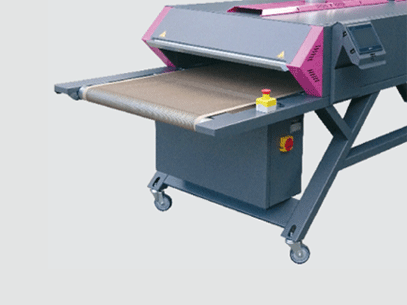 Screen Printing Material Tbox Drying Tunnel