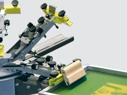Screen Printing Material Textile Carrousel