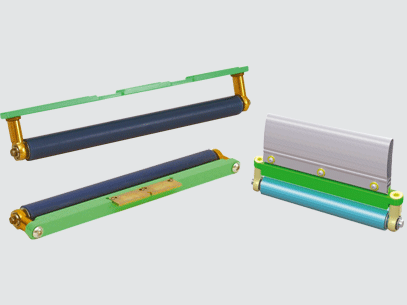 Screen Printing Pre Press Roller Squeegee