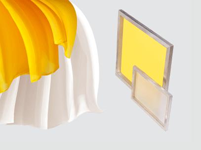 Serigraphie Fabrication Ecran Tissus