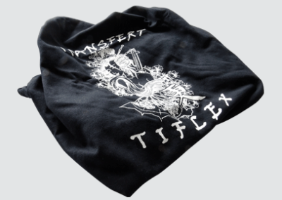Transfert textile